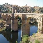 'Alcántara' bridge